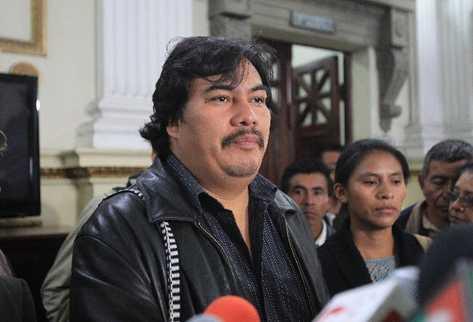 Daniel Pascual, dirigente del CUC.