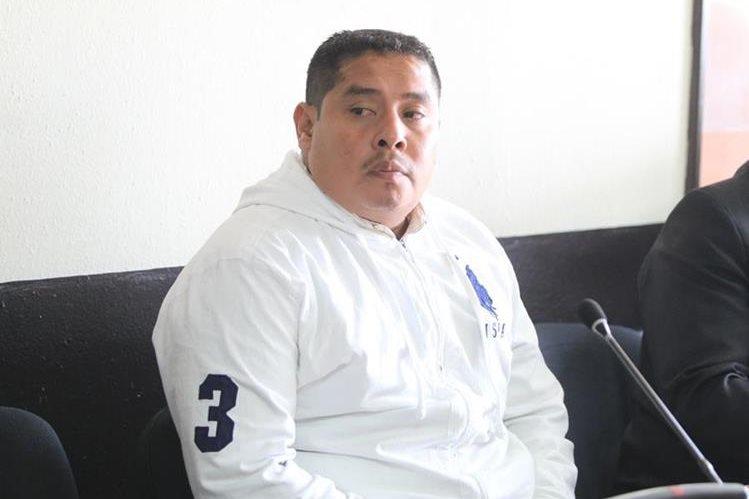 Luis Manuel López, condenado a cuatro años de prisión, deberá pagar resarcimiento. (Foto Prensa Libre: Hemeroteca PL)
