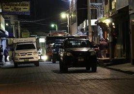 Luis Fernando Rabanales López fue asesinado en una cevichería de la zona 2 de Chimaltenango. (Foto Prensa Libre: Víctor Chamalé)