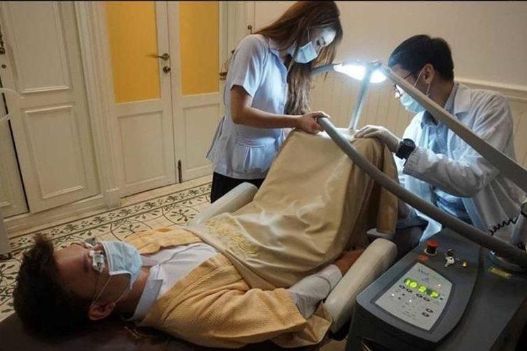 El Hospital La Ler de Cirugía Cosmética en Bagkok, Tailandia, ha dado que hablar por su nuevo servicio (Foto Prensa Libre: Facebook / La Ler).