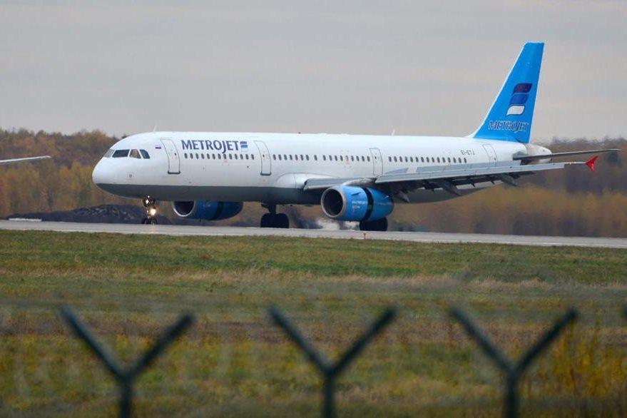 Un avión de la compañía Metrojet sufrió el percance aéreo en Egipto donde murieron 224 personas. (Foto Prensa Libre: EFE).