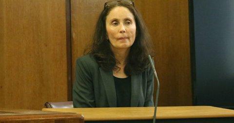 Jordan durante una de las tantas audiencias en donde se deliberó su caso. (Foto Prensa Libre: Internet).