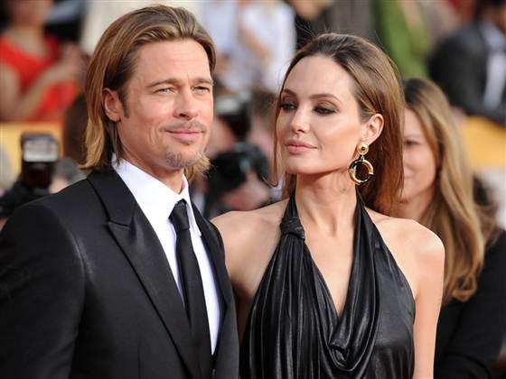 Angelina Jolie y Brad Pitt es la pareja más buscada de Hollywood. (Foto Prensa Libre: Hemeroteca PL)