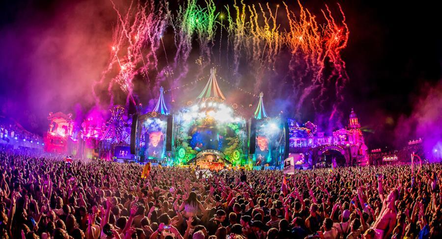 Inicia el festival más grande de música electrónica, el #Tomorrowland