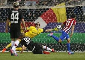 Atlético y Mónaco celebran la clasificación