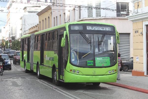 Cinco mil pasajeros han utilizado el servicio en el Centro Histórico.