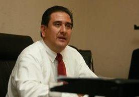 Gustavo Alejos es señalado de integrar una estructura que a través de sobornos, vendía fármacos al IGSS. (Foto Prensa Libre: Hemeroteca PL)