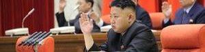 Líder de Corea del Norte.