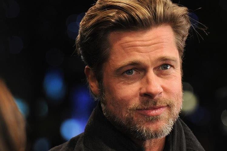 El actor estadounidense ha estado en el ojo de los medios por su divorcio con Angelina Jolie y algunos problemas legales en Francia. (Foto Prensa Libre: Nuevo Laredo).