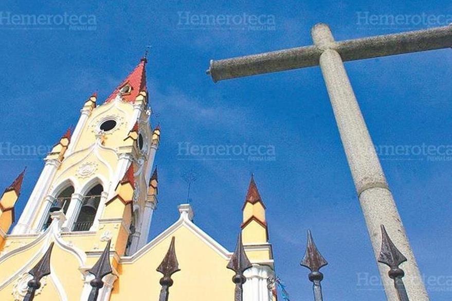 Santuario de San Felipe de Jesus (Foto: Hemeroteca PL)