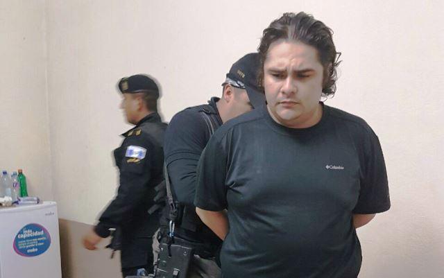 """Mynor Fabricio Oajaca Quiroa, alias el """"Patrón o Tigre"""", es considerado cabecilla de la estructura criminal que opera en la Costa Sur. (Foto Prensa Libre: PNC)"""