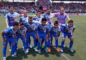 Suchitepéquez derrotó a Malacateco en la ida de la semifinal.