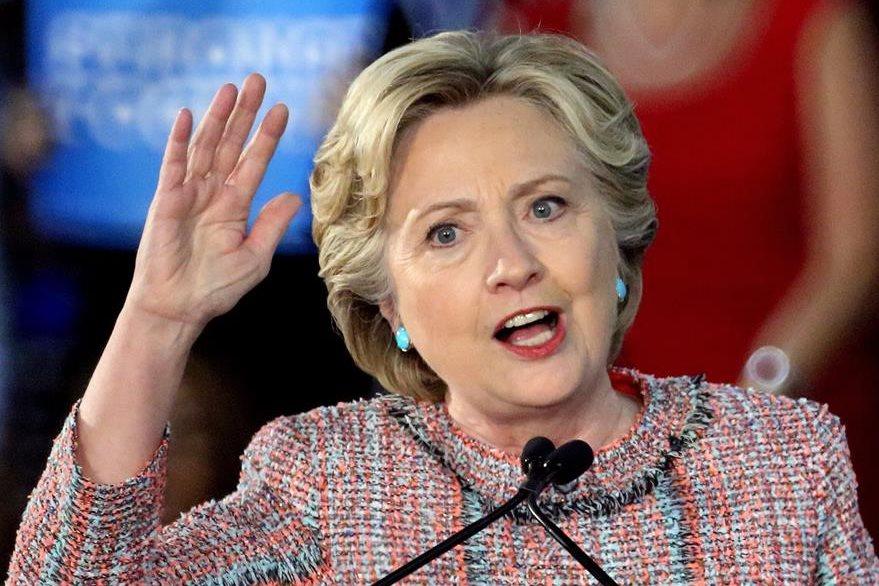 "El presidente de Turquía calificó el miércoles a la demócrata Hillary Clinton de ""novata"". (Foto Prensa Libre: EFE)."