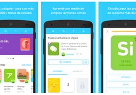 La aplicación de TinyCards se encuentra disponible para Android (Foto Prensa Libre: TinyCards).