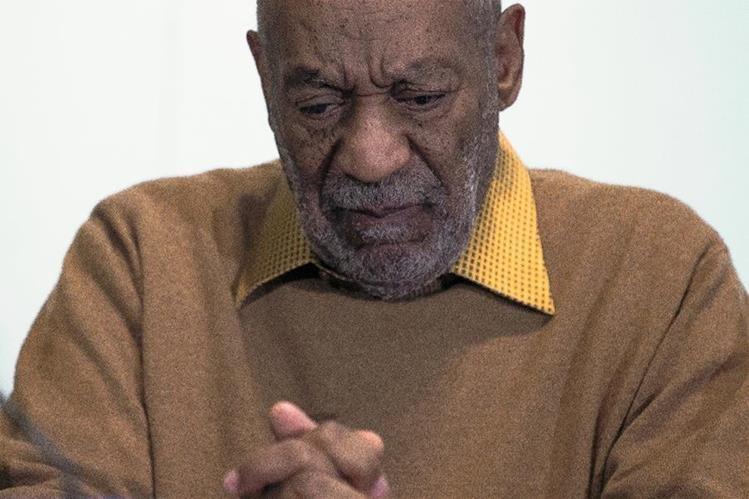 Bill Cosby ha sido acusado de violación por varias mujeres. (Foto Prensa Libre, AP)