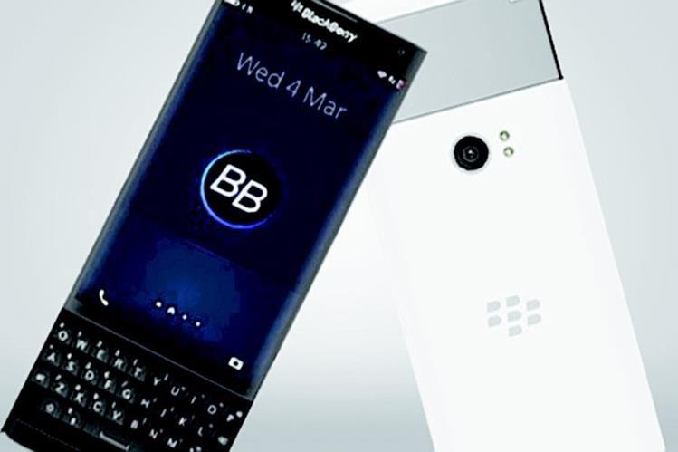 El nuevo celular inteligente de BlackBerry podría llamarse Venice (Foto: Hemeroteca PL).