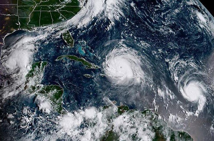 El Huracán Irma se ha convertido en el segundo más potente de la historia, según el servicio meteorológico francés.