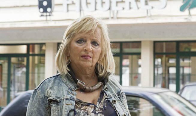María Pilar Abel Martínez es la supuesta hija del afamado pintor. (Foto Prensa Libre: ecestaticos.com)