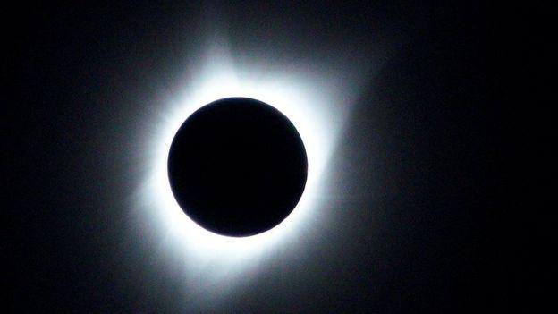Eclipses como el del pasado 21 de agosto eran interpretado por culturas antiguas como un evento dramático o un mal presagio que anunciaba sucesos negativos.REUTERS