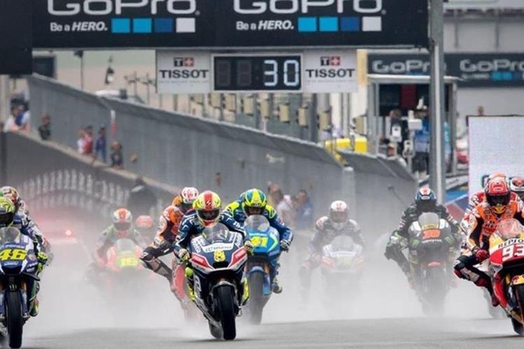 La temporada oficial de Moto GP comenzará en marzo del 2017 y concluirá en noviembre. (Foto Prensa Libre: www.motogp.com)