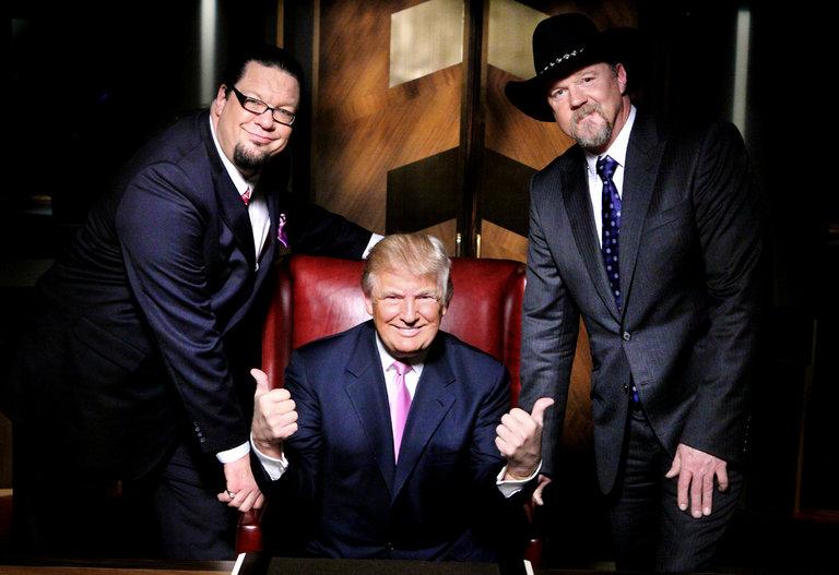 The Apprentice fue uno de los programas que dio a conocer a Donald Trump. (Foto Prensa Libre: Jemeroteca PL)