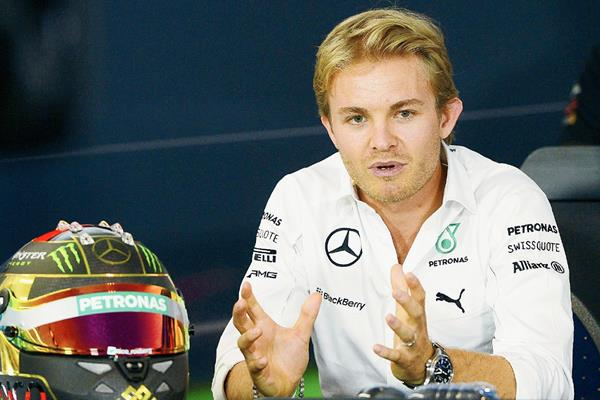 Nico Rosberg confía en recuperarse en el Gran Premio de Australia. (Foto Prensa Libre).