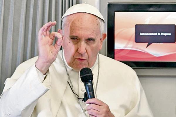 El papa Francisco condenó el ataque contra cristianos etíopes y pidió acciones a los gobiernos. (Foto Prensa Libre: hemerotecaq PL).