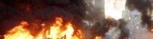 Explosión en un restaurante en China.