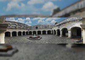 El convento Santa Teresa en Antigua Guatemala será el punto de encuentro de artistas. (Foto Prensa Libre: Cortesía Anita Lara)