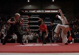 Columbia Pictures de Sony distribuyó la función original de Karate Kid en 1984 (Foto Prensa Libre: Hemeroteca PL)