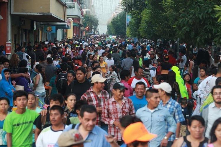 Los últimos censos de población y de vivienda se efectuaron en el año 2002. (Foto Prensa Libre: Hemeroteca PL)