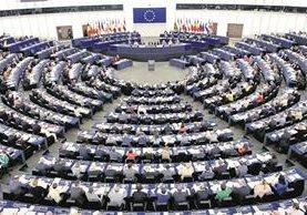 Sede del Parlamento Europeo en Estrasburgo, Francia. (Hemeroteca PL).