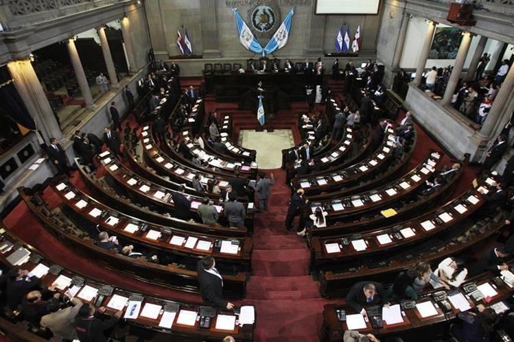 Congreso terminaría de aprobar la norma el próximo martes. (Foto Prensa Libre: Hemeroteca PL)