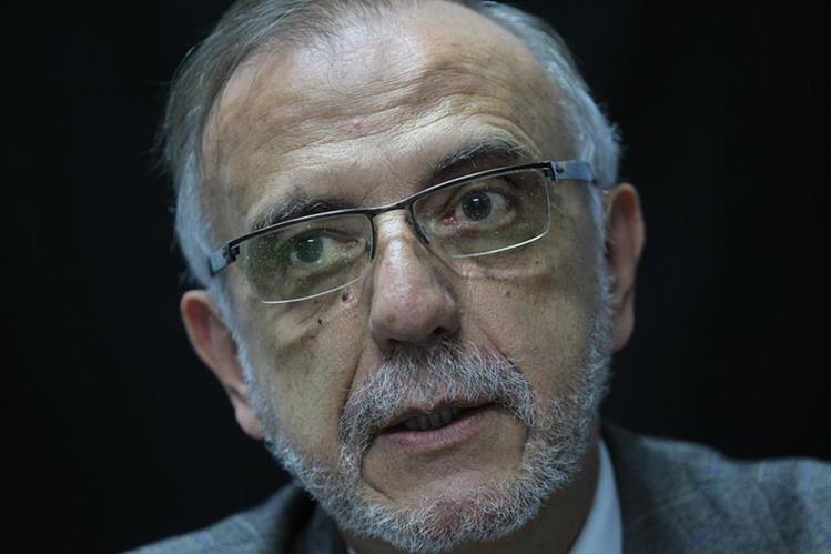 Iván Velásquez continúa 2 años más al frente de la CICIG