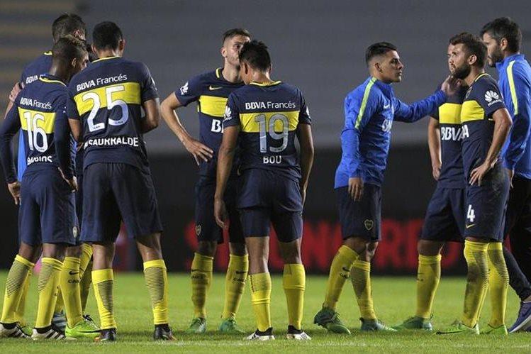 """El club auriazul anunció en su página web oficial que """"repudia enfáticamente las agresiones verbales y los actos de discriminación sufridas por el jugador del club, Frank Fabra. (Foto Prensa Libre: AFP)"""