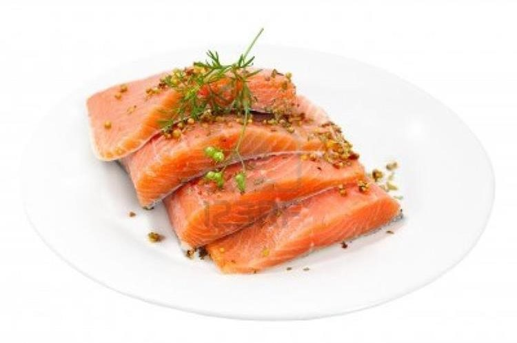 El salmón contribuye a mantener el colesterol en niveles apropiados. (Foto Prensa Libre: HemerotecaPL)