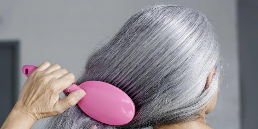 El gen asociado al encanecimiento, IRF4, tiene un papel importante papel importante en la determinación del color del cabello.