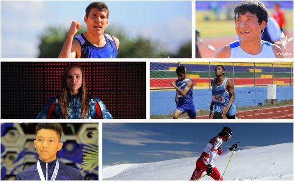 Raxón brilló en los Juegos Paracentroamericanos de Managua con tres oros. (Foto Paralympic.org).
