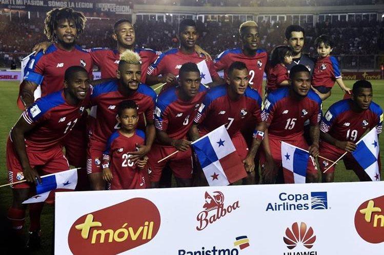 La Selección de Panamá se alista para participar en la Copa Oro en Estados Unidos. (Foto Prensa Libre: AFP)
