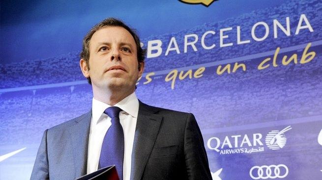 Detuvieron a un expresidente del Barcelona por lavado de dinero