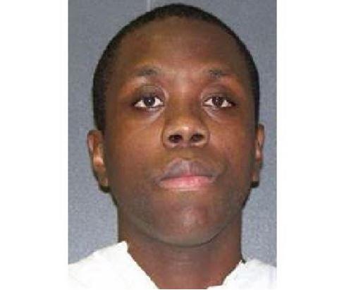 Raphael Holiday, de 36 años, fue ejecutado ayer en Texas. (Foto Twitter/@BNONews).