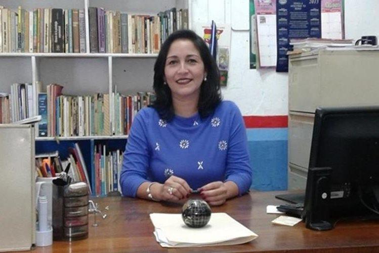 María Elena Rocha de Vielman se ha desempeñado en posiciones ejecutivas y gerenciales en la industria hotelera y de servicios. (Foto Prensa Libre: Melvin Popa)
