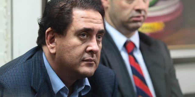 Gustavo Alejos, ahora recluido en Pavoncito, también estaría implicado en el control dentro de la cárcel. (Foto Prensa Libre: Hemeroteca PL)