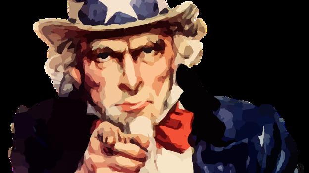 Tío Sam, la personificación nacional de Estados Unidos desde 1812, ha estado actuando entre bambalinas. (PIXABAY)