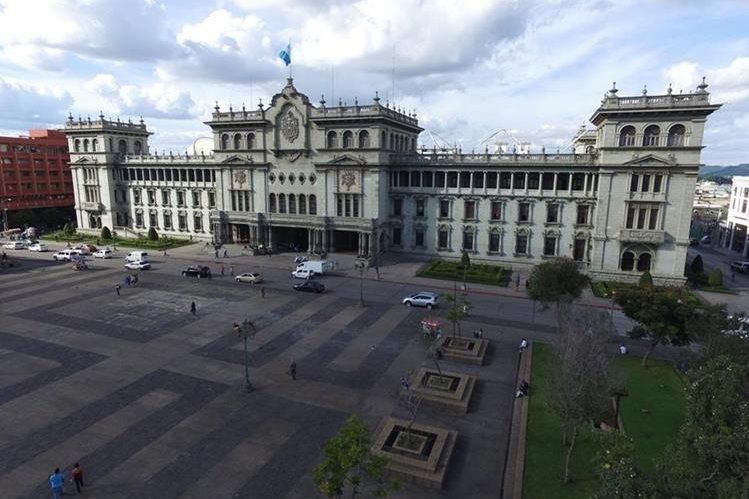 El Palacio Nacional de la Cultura fue declarado Monumento Histórico. (Foto Prensa Libre: Hemeroteca PL)