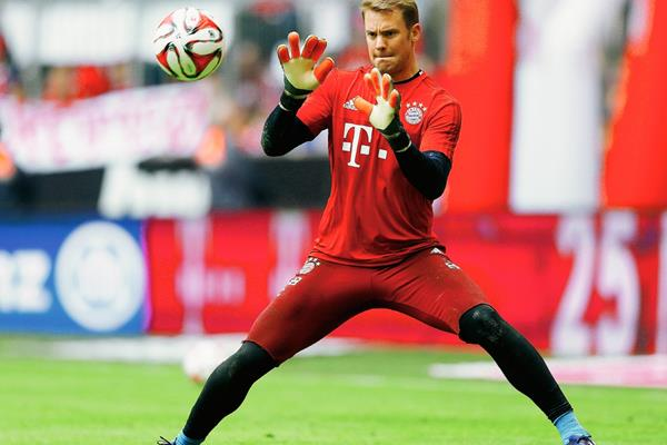 Manuel Neuer tendrá descanso con la Selección de Alemania. (Foto Prensa Libre: AP)