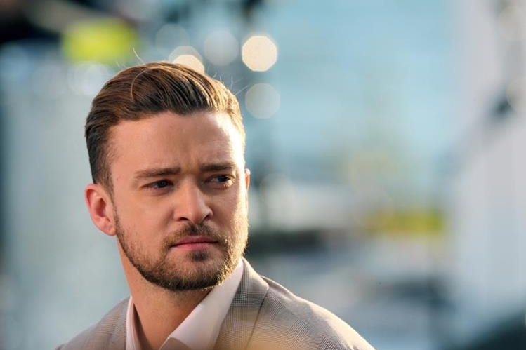 El cantante estadounidense Justin Timberlake regresa a la pantalla grande. (Foto Prensa Libre: Hemeroteca PL)