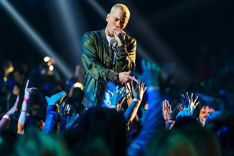 Marshall Bruce Mathers III, conocido por su nombre artístico Eminem y también por su álter ego Slim Shady (Foto Prensa Libre: wallpaperscraft.com)