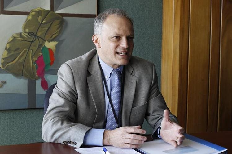 Alejandro Werner, economista en jefe del Hemisferio Occidental para el FMI.