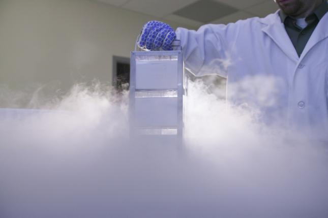La crionegia es la técnica de diseñar métodos prácticos para generar temperaturas muy bajas y mantenerlas. (Foto tomada del sitio: www.curiostiy51.com).